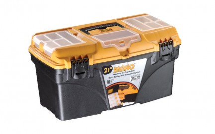 CL.O-21 Classic Toolbox With Removable Organizer