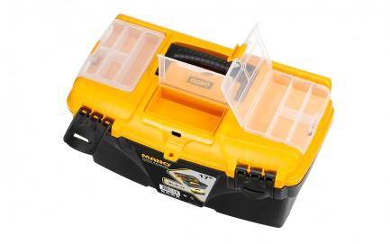 "BL.O-17 Catilever Case Toolbox 17"""