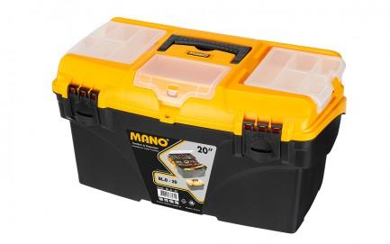 """BL.O-20 Cantilever Case Toolbox 20"""""""