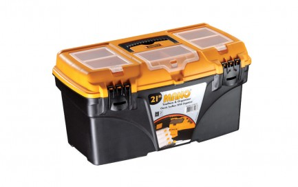 C.O-21 Classic Toolbox With Flat Lid