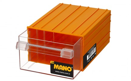 K-50 Plastic Drawers