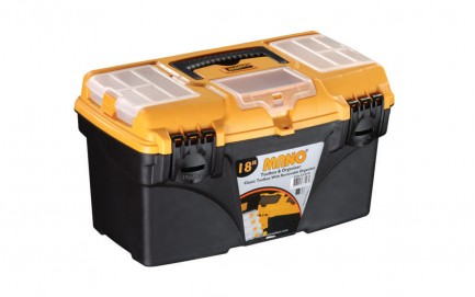 CL.O-18 Classic Toolbox With Removable Organizer