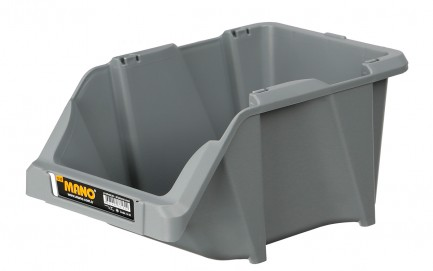 G-20 Storage Bins Grey