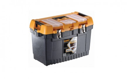JMT-22 Jumbo Toolbox With Metal Latch 22""