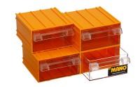 K-30 Plastic Drawers