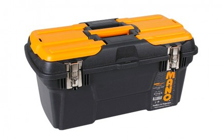 """MG-19 Mano Grip Toolbox with Metal Latch 19"""""""