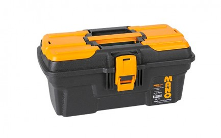"""MGP-13 Mano Grip Toolbox with Plastic Latch 13"""""""