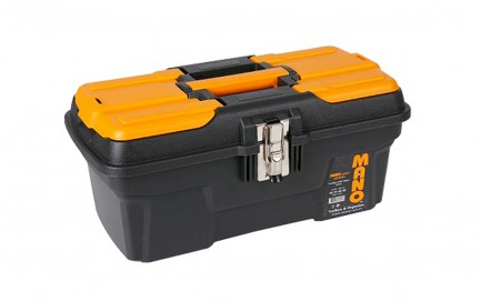 """MGP-16 Mano Grip Toolbox with Plastic Latch 16"""""""