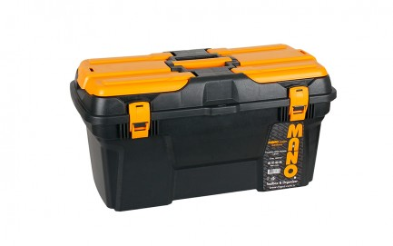 """MGP-22 Mano Grip Toolbox with Plastic Latch 22"""""""