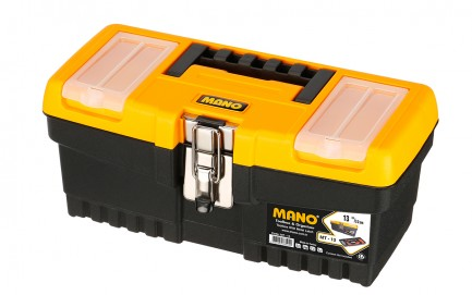 """MT-13 Toolbox With Metal Latch 13"""""""