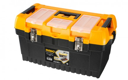 MT-22 Toolbox With Metal Latch