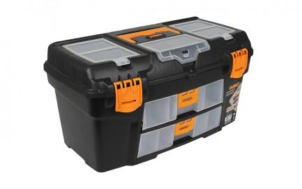"R.O-21 Toolbox With Drawer & Organizer 21"""