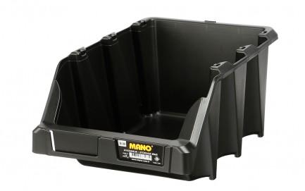 S-30 Storage Bins Black