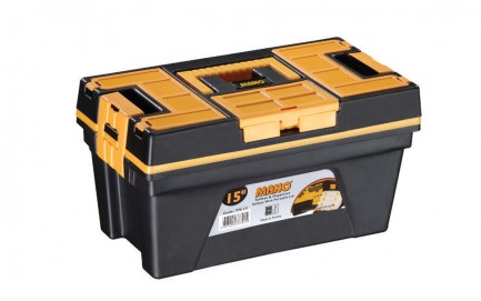 YN-15 Toolbox With Portable Lid 15""