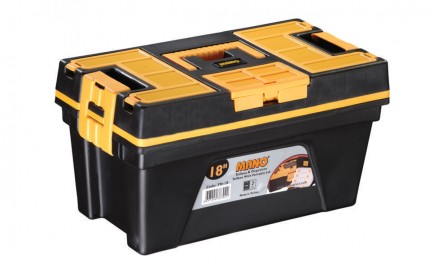 YN-18 Toolbox With Portable Lid 18""