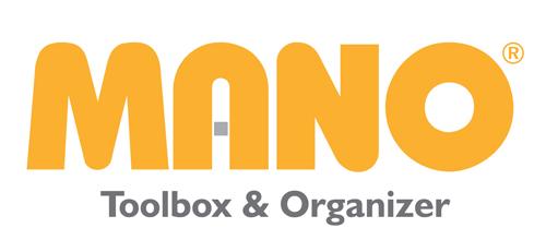 Mano Toolbox & Organizer